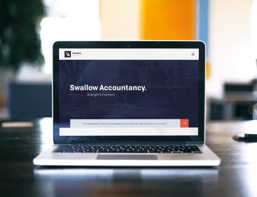 Swallow Accountancy Unveil Updated Branding & New Website!